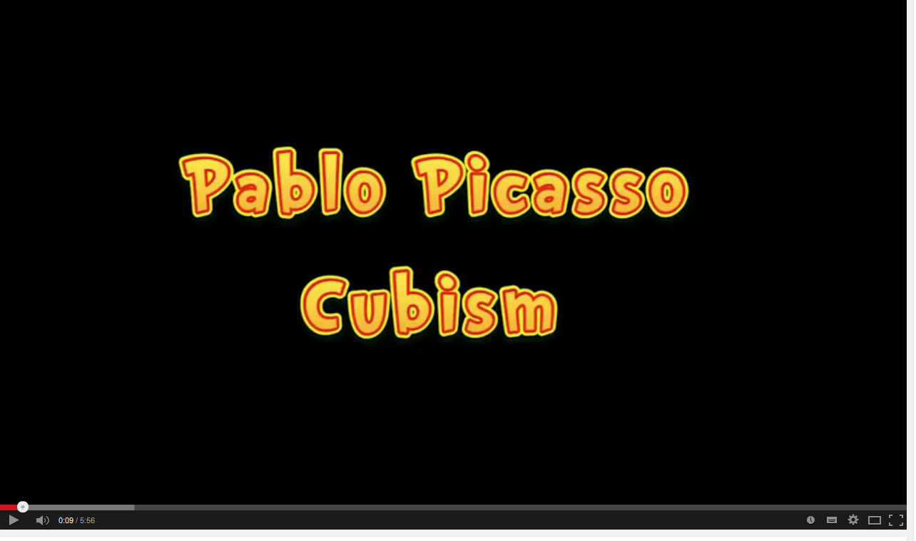 picasso video