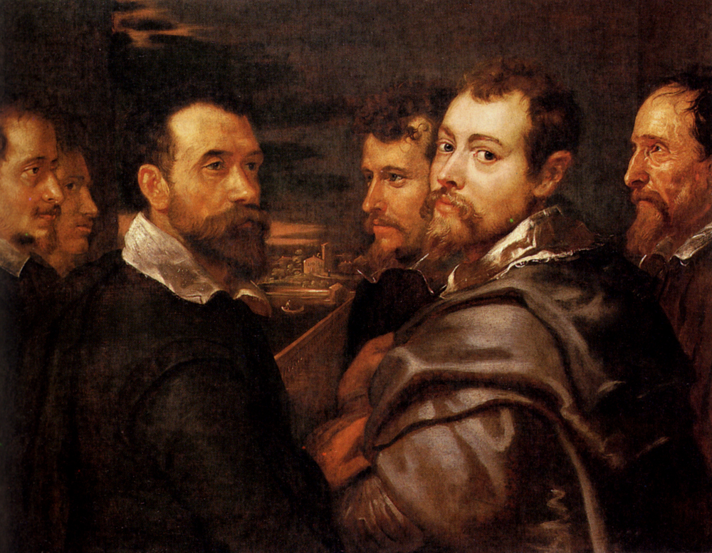 Rubens-The-Mantuan-Circle-Of-Friends
